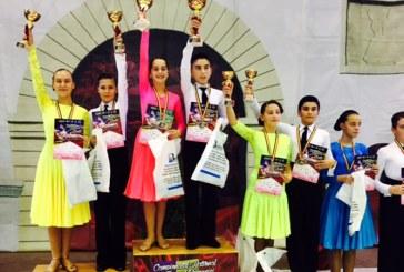 Galactic Dance la Campionatul National Pe Clase Valorice la Dans Sportiv. Vezi rezultatele (FOTO)