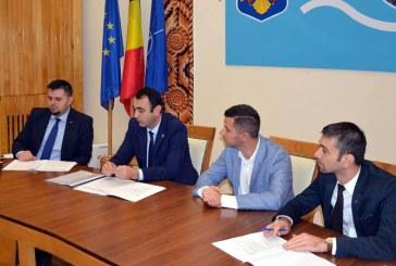 Problemele prioritare ale judetului au fost discutatecu parlamentarii maramureseni (FOTO)