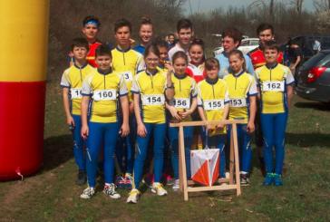 Medalii pentru Clubul Sportiv Scolar Baia Sprie la Campionatul National de Orientare cu Mountain Bike