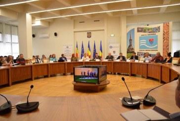 Ziua nationala a produselor agroalimentare romanesti a fost sarbatorita si la Consiliul Judetean Maramures