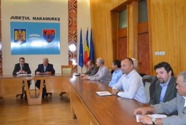Sindicalistii din invatamantul maramuresean au prezentat revendicari prefectului si subprefectului