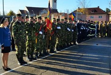 Ziua Armatei a fost marcata si in Baia Mare (FOTO)