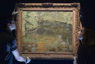 Ultimul tablou pictat inainte de moarte de Winston Churchill, vandut la licitatie cu 400.000 de euro