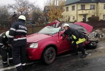 Accident cu cinci victime in Tautii Magheraus (FOTO)