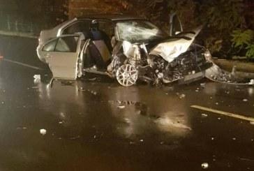 UPDATE – Inca un accident in Baia Mare: O victima a fost transportata la terapie intensiva (FOTO)