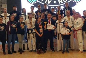 31 de medalii pentru CS Stiinta – Dragonul Baia Mare la Cupa Romaniei la Taekwon-do ITF