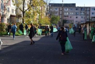 Tinerii baimareni ofera solutii de ecologizare prin implicare civica (FOTO)