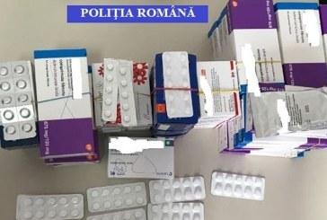 Pachete cu tigari si medicamente ce urmau a fi comercializate ilegal, ridicate de politistii maramureseni