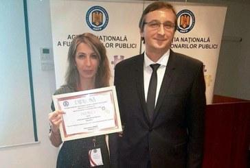 Scoala Nicolae Balcescu Baia Mare locul I la nivel nationalin cadrul competitiei celor mai bune practici din administratia publica din Romania!