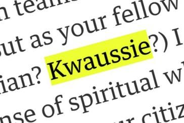 """""""Kwaussie"""", desemnat cuvantul anului in Australia"""
