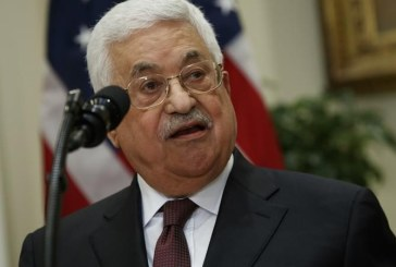 Presedintele palestinian Mahmoud Abbas nu il va primi in vizita pe vicepresedintele american Mike Pence