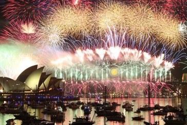 Anul Nou 2018: Un miliard de oameni au urmarit focurile de artificii de la Sydney