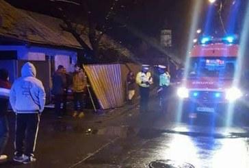 Accident rutier cu un ranit, pe o strada din Baia Mare