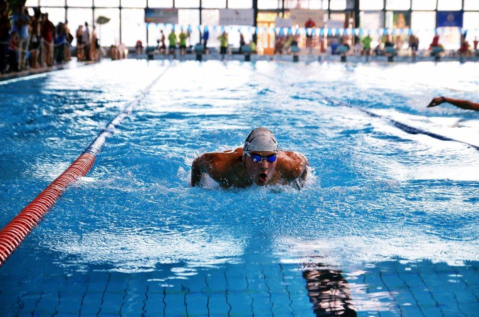 INTERVIU: Campionul Baii Mari - Catalin Ungur, cinstea Romaniei in natatia mondiala