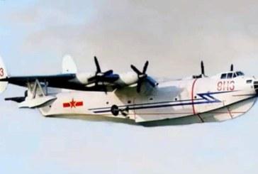 China a inaugurat cel mai mare hidroavion din lume