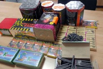 Politistii maramureseni au demarat actiunea foc de artificii: In ce situatii nu este permisa folosirea articolelor pirotehnice