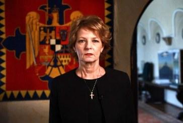 Statutul Casei Regale: Principesa Margareta ramane Custode al Coroanei Romaniei, dupa decesul Regelui Mihai I