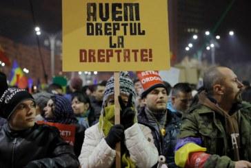 Baia Mare protesteaza: Sute de persoane in strada (VIDEO)