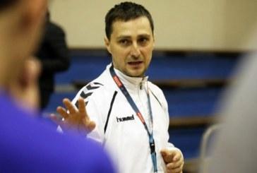 Raul Fotonea nu mai este antrenorul echipei masculine de handbal CS Minaur