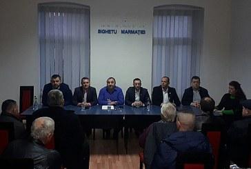 "Funeralii la Sighet. Membrii PMP deplang ""trecerea in fiinta"" a noului presedinte"