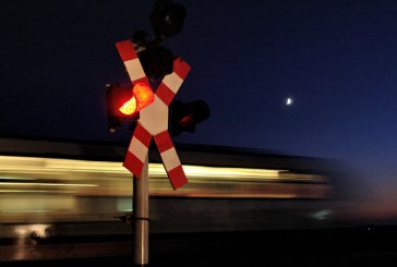ULTIMA ORA: Masina lovita de tren in Maramures