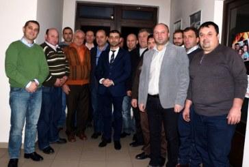"Gabriel Zetea: ""Comuna Sacalaseni este campioana in atragerea de fonduri europene si guvernamentale"""