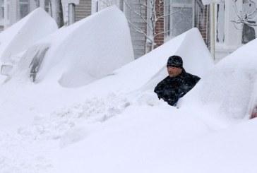 Furtuna de zapada si val de frig polar in Statele Unite; mii de zboruri anulate