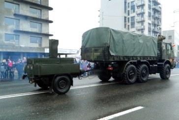 Aproximativ 4.000 de militari, 200 de mijloace tehnice si peste 50 de avioane – la parada de Ziua Nationala