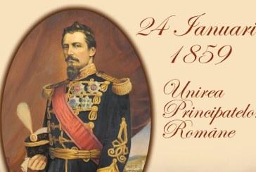 """""""Unirea Principatelor Romane. 24 ianuarie 1859"""", moment evocator la Muzeul Judetean de Istorie"""