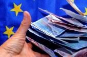 Cursul euro a revenit la 4,66 lei