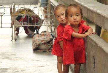 UNICEF: Circa 60.000 de copii ar putea fi afectati de foamete in Coreea de Nord