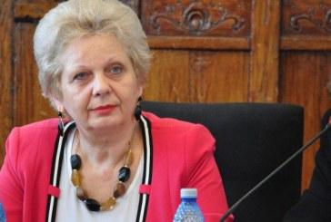 Doina Pana a demisionat din functia de ministru al Apelor si Padurilor