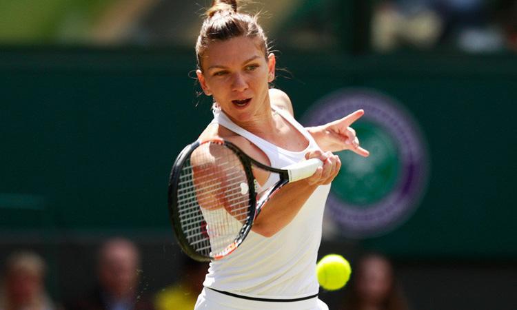 Tenis-WTA: Americanca Madison Keys, adversara Simonei Halep in optimi la Cincinnati