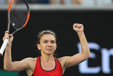 Simona Halep s-a calificat dramatic in optimile turneului Australian Open
