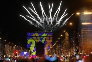 Celebrari ale Anului Nou in lume in conditii de securitate sporita
