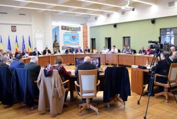 20 de proiecte au fost aprobate in prima sedinta ordinara din 2018 a Consiliului Judetean Maramures