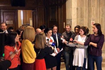 """Sorina Pintea a facut un control inopinat la Spitalul Judetean din Constanta. Ministrul Sanatatii a gasit """" debandada"""". Se cer demiteri"""
