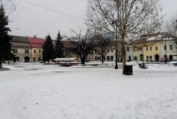 Baia Mare: Orasul da 1,6 milioane euro pentru deszapezire. De banii astia, macar centrul vechi putea fi curatat