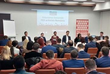 PES activists Romania se pregateste de alegerile europarlamentare
