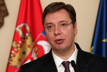 Presedintele Aleksandar Vucic lauda modul in care se consolideaza armata sarba