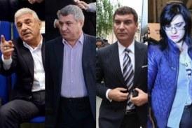 """Dosarul """"Mita la judecatoare"""". Condamnari DEFINITIVE: Geanina Terceanu, 7 ani cu executare, Borcea, achitat, Ioan Becali, 7 ani cu executare, Victor Becali, 5 ani si 8 luni cu executare"""