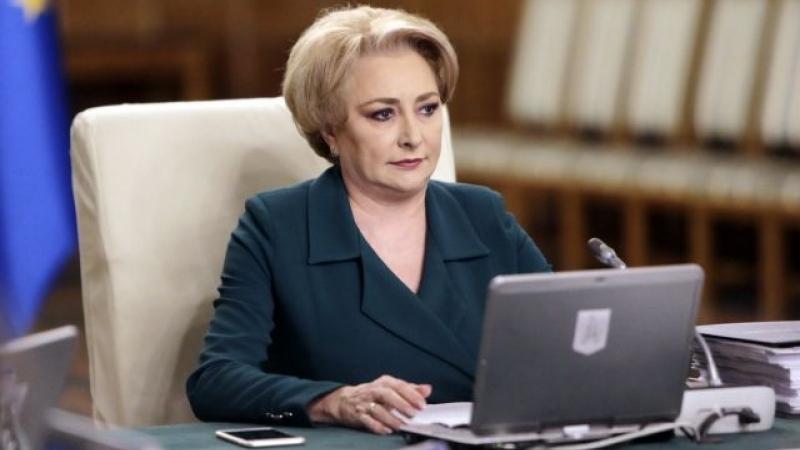 Premierul Viorica Dancila, discutii cu presedintele Iohannis la Cotroceni (surse)