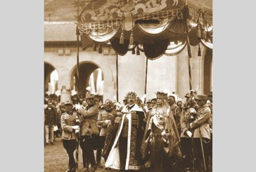 "Vernisajul expozitiei ""Incoronarea suveranilor Romaniei Mari. Alba Iulia, 15 octombrie 1922″, la Muzeul Judetean de Istorie"