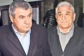 Ioan si Victor Becali s-au predat Politiei