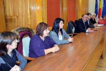 Intalnire la Prefectura pe tema situatiei de la Weidmuller