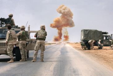 Irak: Un sucontractant American ucis intr-un atac cu rachete