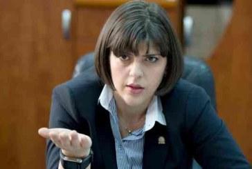 Laura Codruta Kovesi – cercetata disciplinar de Inspectia Judicara