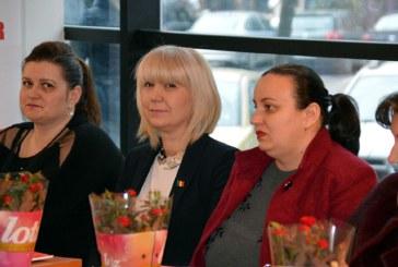 Liliana Moga a fost aleasa presedintele Ligii Aleselor Locale PSD Maramures