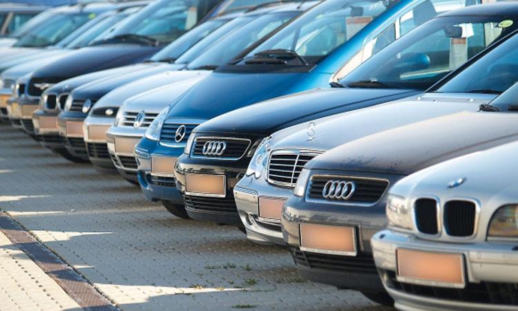 Peste 190.000 de autoturisme noi si second-hand, inmatriculate in Romania, in primele 4 luni