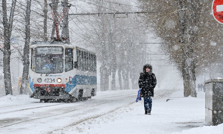 Moscova, paralizata luni dupa o furtuna de zapada record